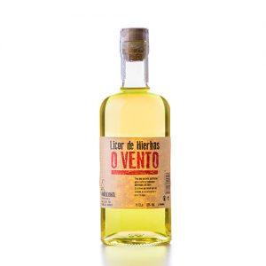 Licor Hierbas O´ Vento
